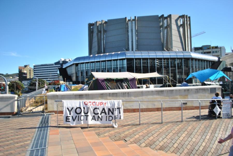 Occupy Wellington