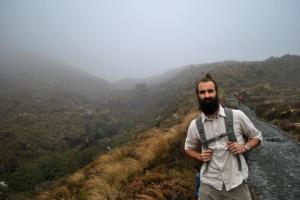 The Beard, Tongariro Alpine Crossing